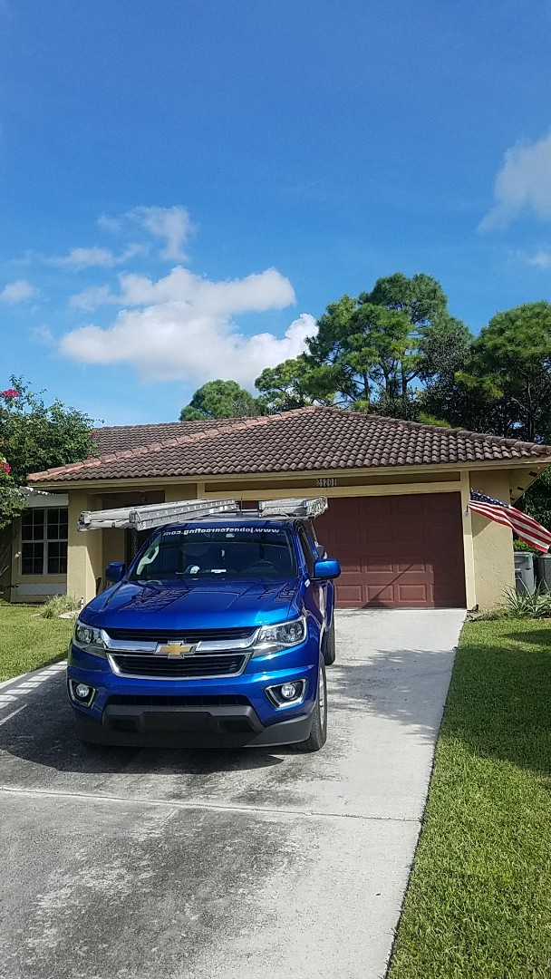 Boca Raton, FL - Boral estate tiles reroof estimate by Aj from Earl Johnston Roofing Company