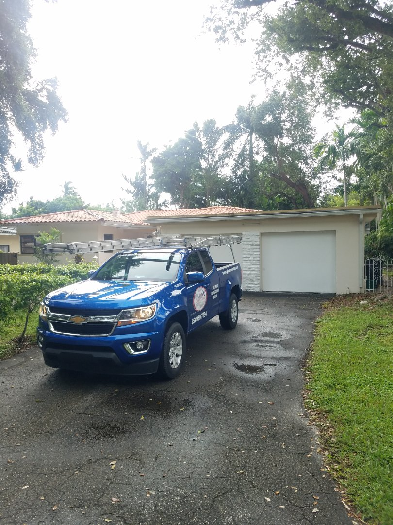Miami Shores, FL - Eagle capistrano tiles roof replacement estimate by Aj from Earl Johnston Roofing Company