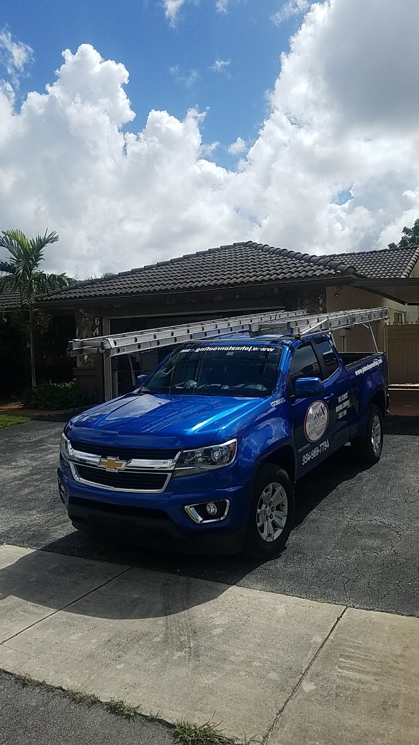 Hialeah, FL - Tile roof repair estimate by Aj from Earl Johnston Roofing Company