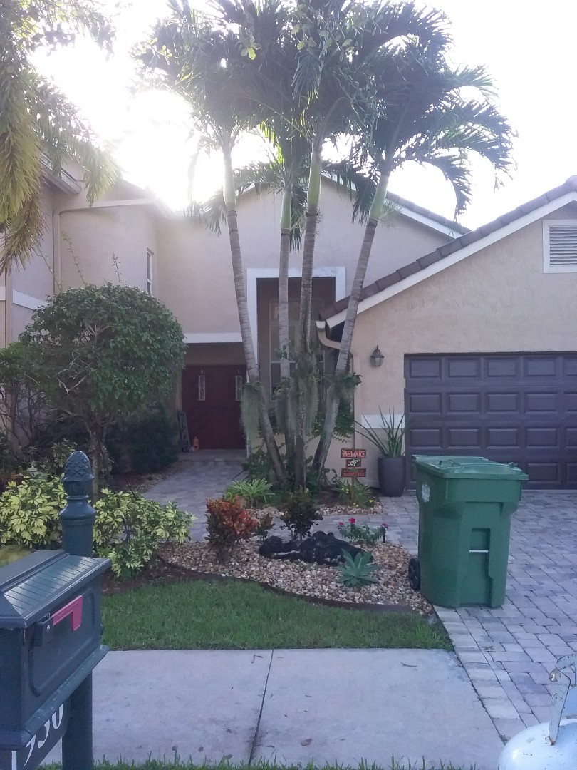 Pembroke Pines, FL - REPAIR flat roof by Oliver 'Alexis and Darnell from early w Johnson roofing