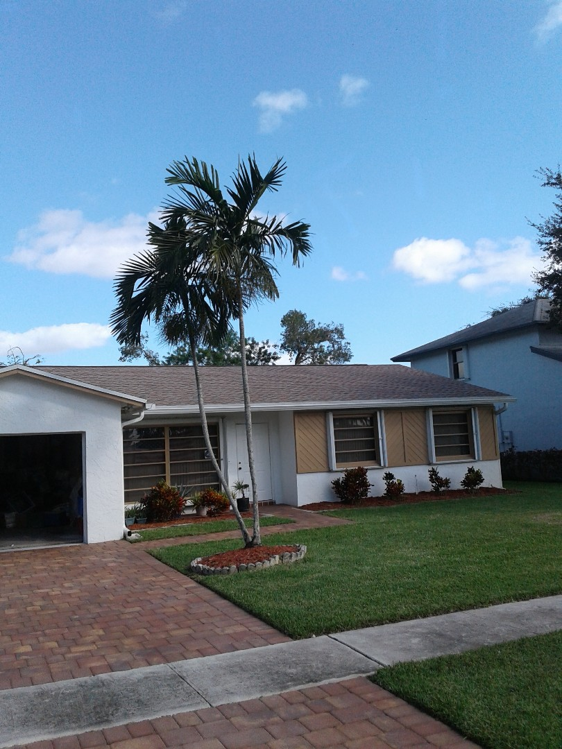 Sunrise, FL - Leak locator in Sunrise by Duane and Israel from Earl W Johnston Roofing