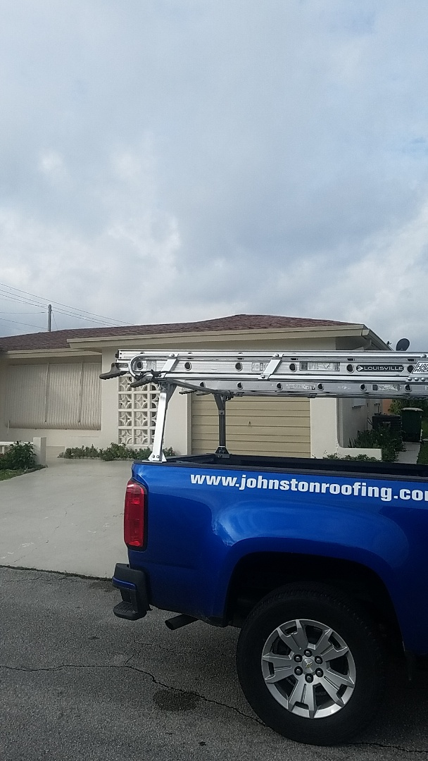 Tamarac, FL - Flat roof leak repair estimate by Aj from Earl Johnston Roofing Company