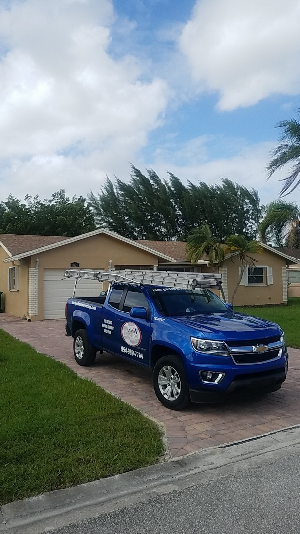 Tamarac, FL - Gaf timberline HDZ shingles roof replacement estimate by Aj from Earl Johnston Roofing Company