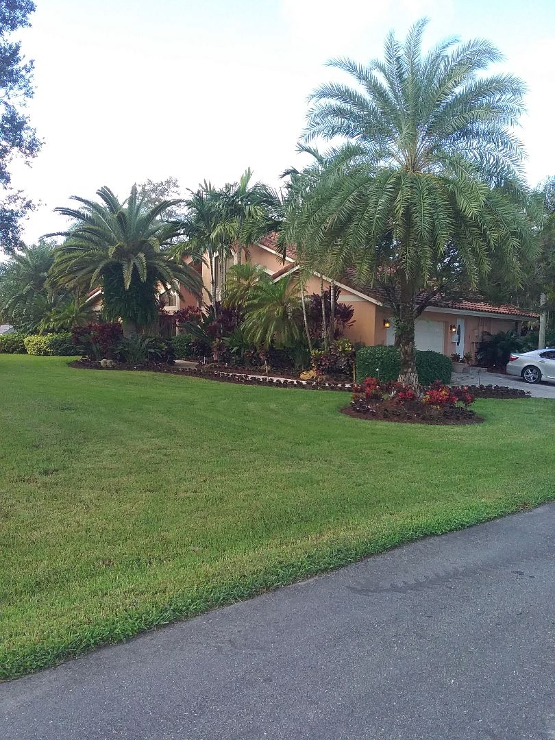 Davie, FL - Tile roof repair this repairs being done by Earl W Johnston roofing company Tony and Rick are you repair technicians