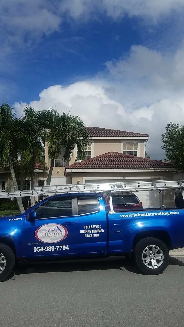Tamarac, FL - Tile roof leaks  repair estimate by Aj from Earl Johnston Roofing Company