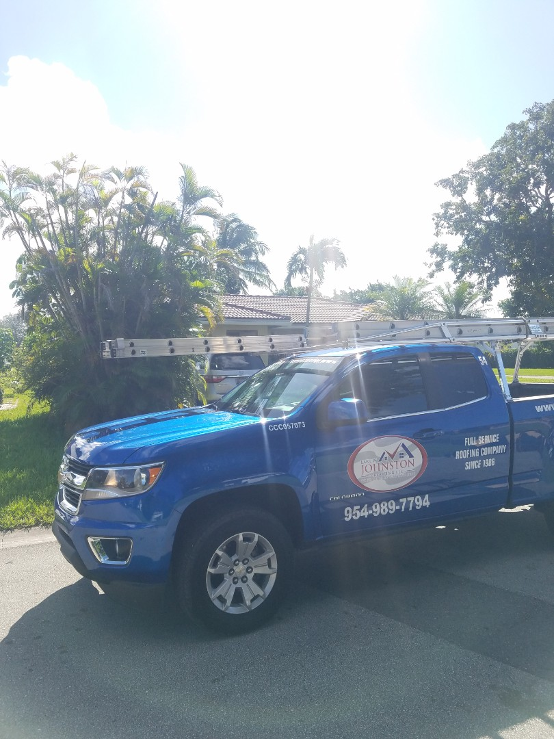 Tamarac, FL - Tile roof replacement estimate by Aj from Earl Johnston Roofing Company
