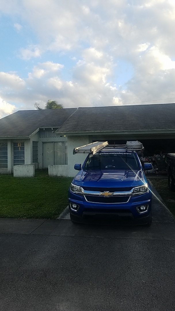 Sunrise, FL - Gaf timberline HDZ shingles roof replacement estimate by Aj from Earl Johnston Roofing Company