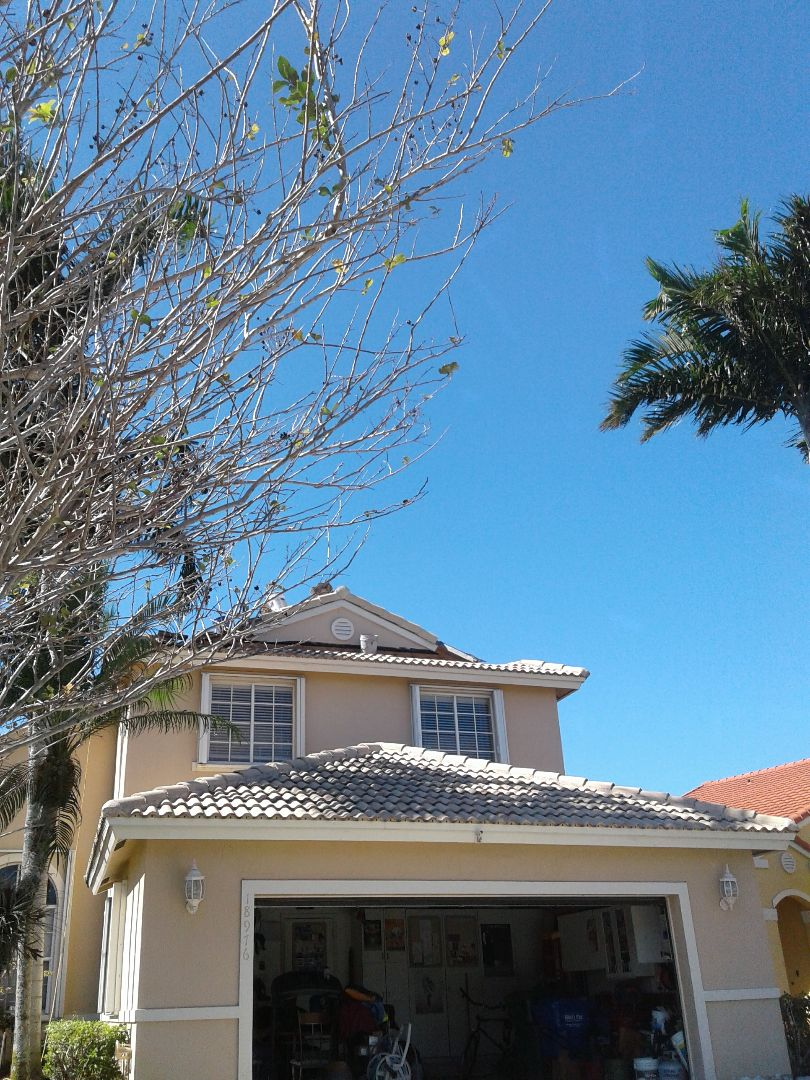 Weston, FL - Roofing repair in Pembroke Pines by Duane and Israel from Earl W Johnston Roofing