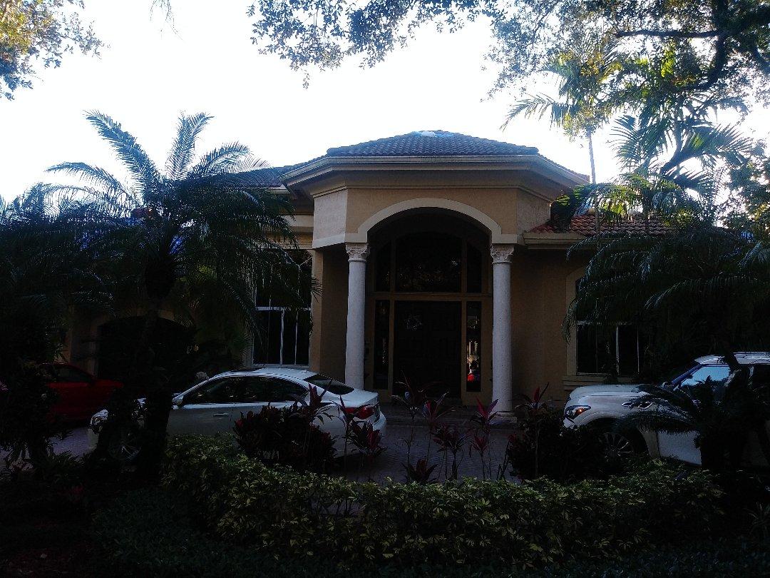Fort Lauderdale, FL - Reroof tile Hollywood