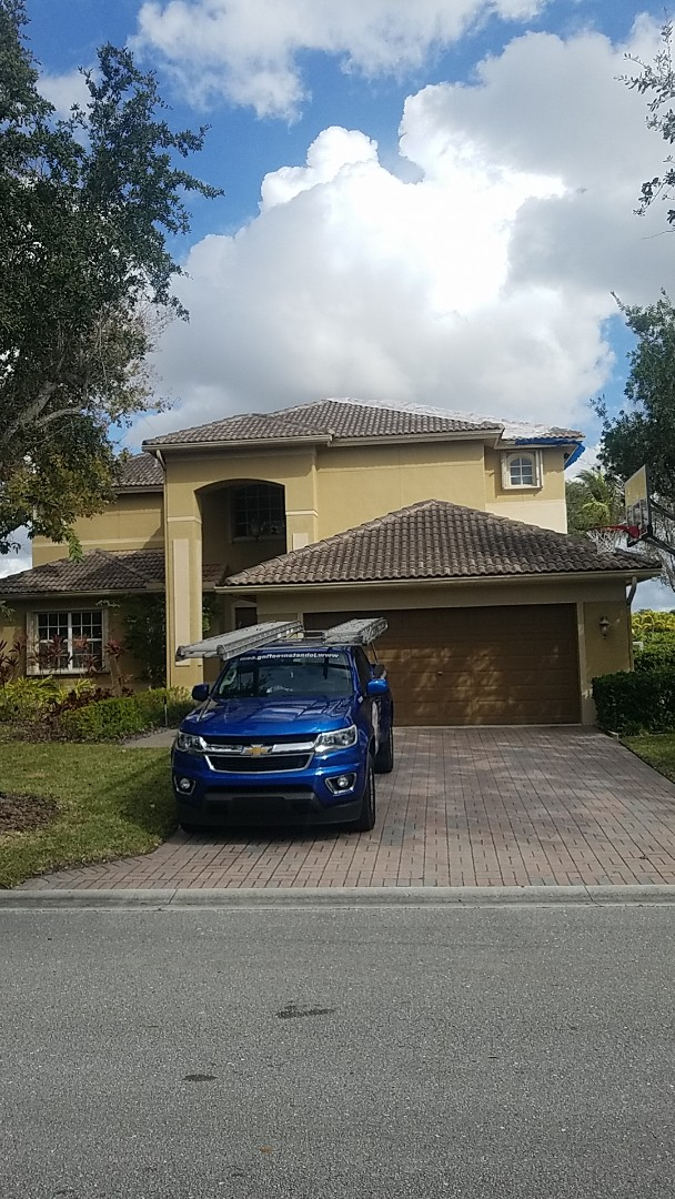 Parkland, FL - Tile roof replacement estimate by Aj from Earl Johnston Roofing Company