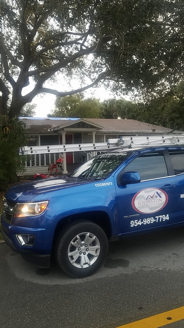 Pompano Beach, FL - Gaf timberline HDZ shingles roof replacement estimate by Aj from Earl Johnston Roofing Company