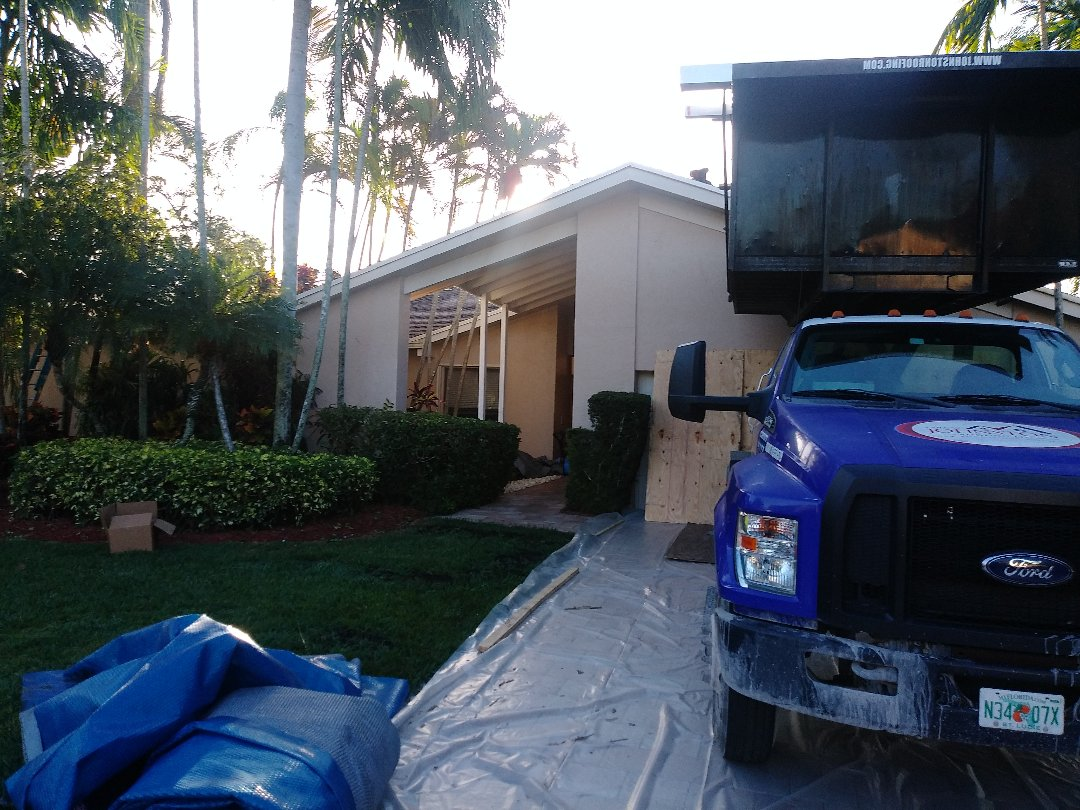 Hollywood, FL - Reroof shingle Cooper City