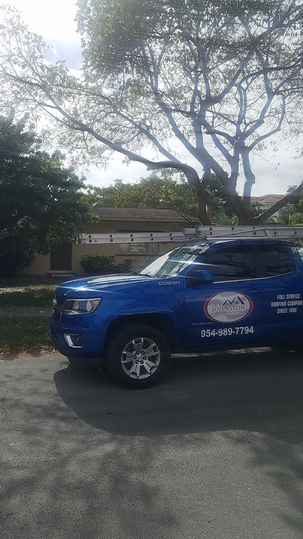 North Miami Beach, FL - Gaf timberline HDZ shingles roof replacement estimate by Aj from Earl Johnston Roofing Company