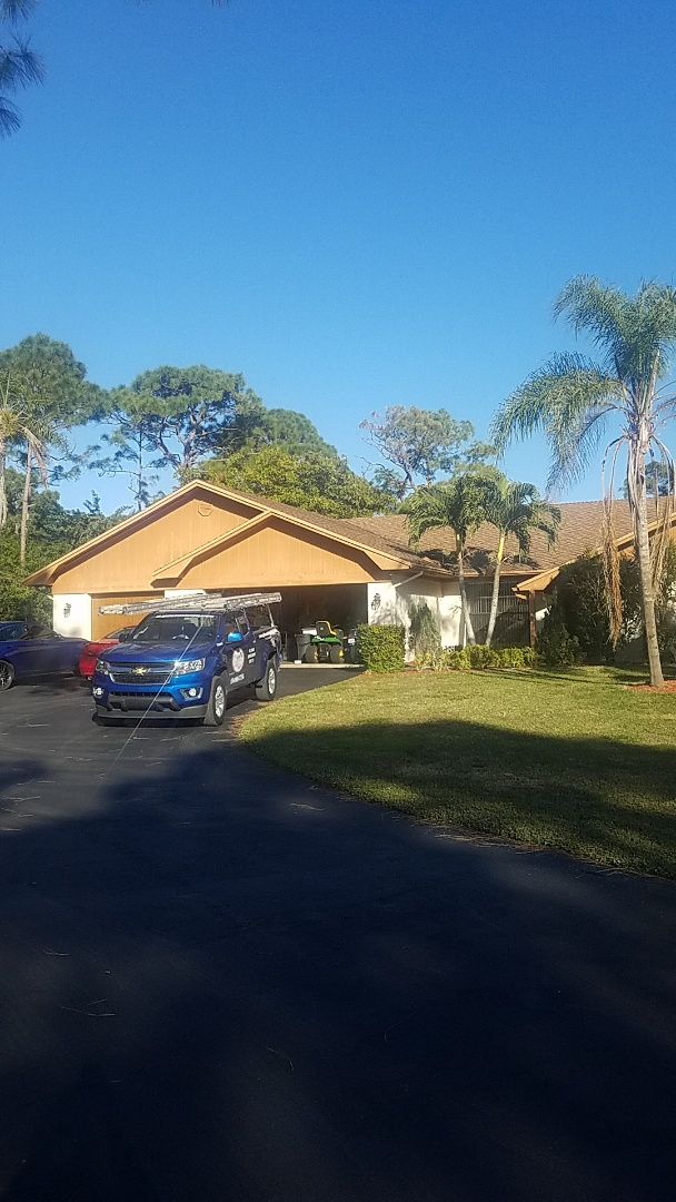 Parkland, FL - Gaf  shingles reroof estimate by Aj from Earl Johnston Roofing Company
