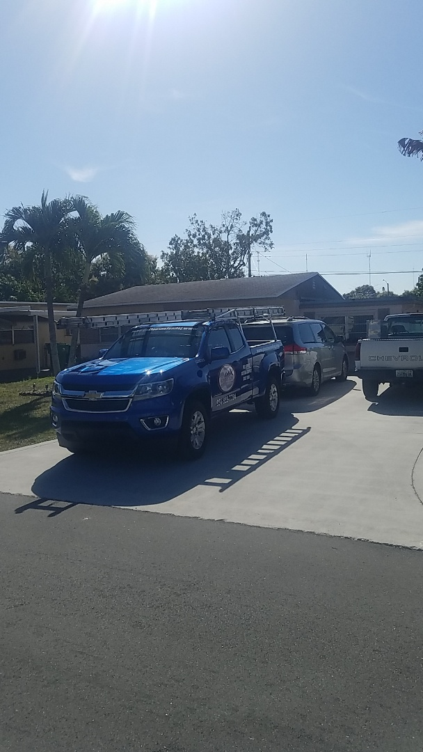Miramar, FL - Gaf timberline HDZ shingles roof replacement estimate by Aj from Earl Johnston Roofing Company