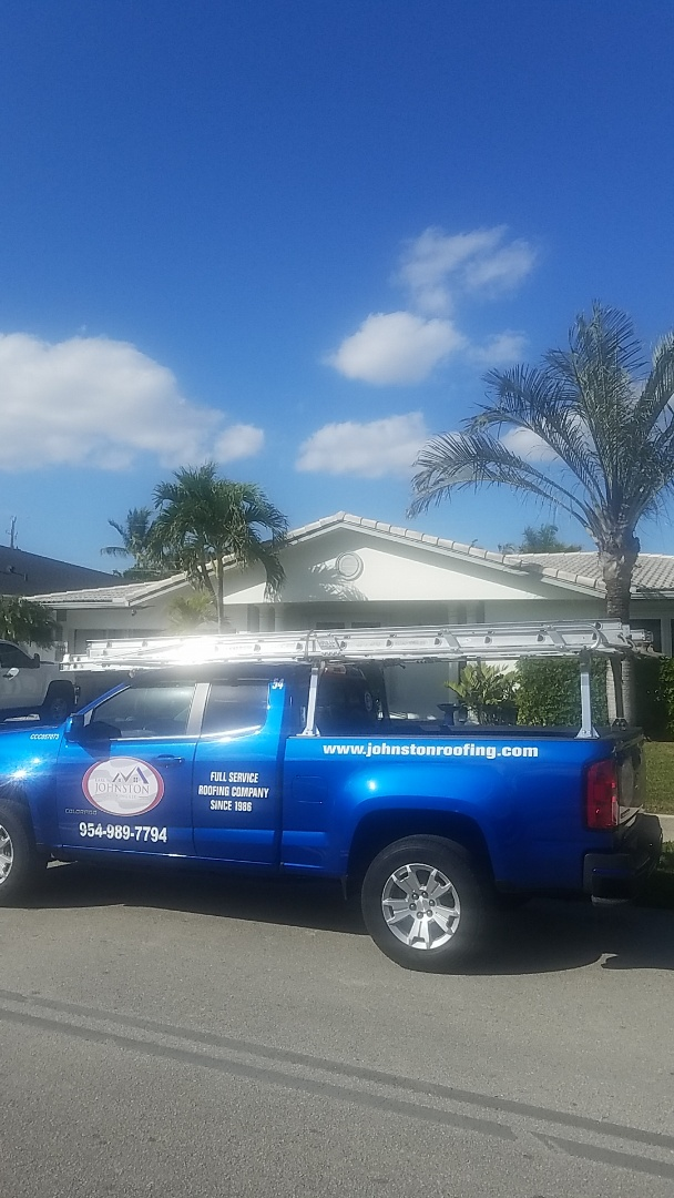 Fort Lauderdale, FL - Eagle capistrano tiles roof replacement estimate by Aj from Earl Johnston Roofing Company