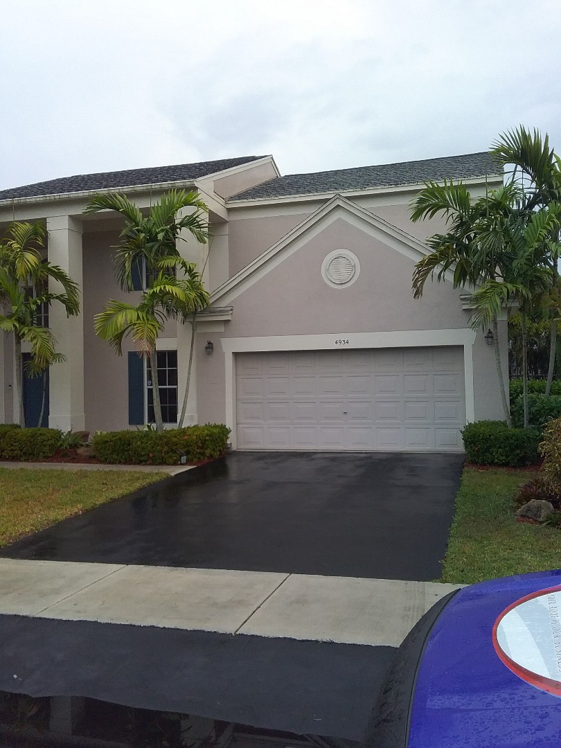 Cooper City, FL - Repair shingle roof by Alexis and Oliver from early w Johnson roofing