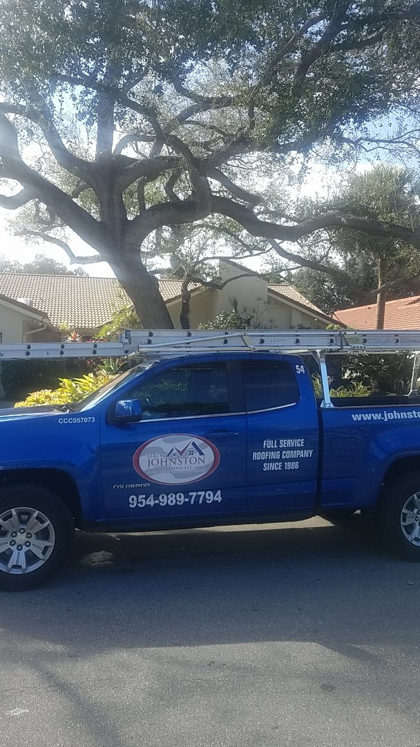North Miami Beach, FL - Tile roof leak repair estimate by Aj from Earl Johnston Roofing Company