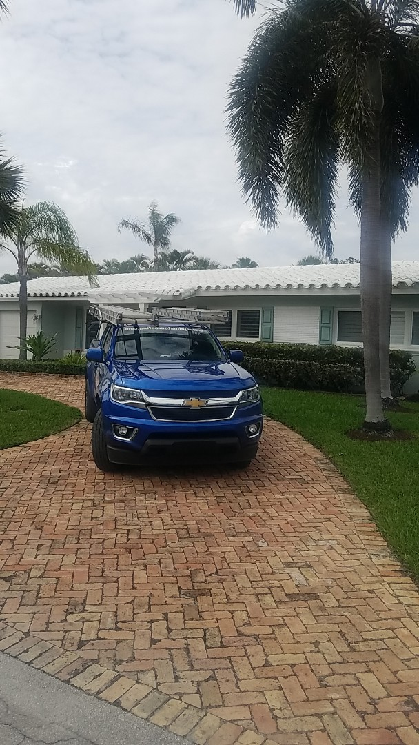Lighthouse Point, FL - Tile roof replacement estimate by Aj from Earl Johnston Roofing Company