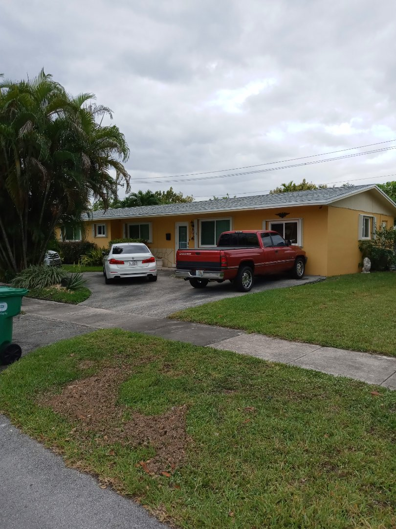 Miami, FL - Finished gaf timberline shingle by earl w Johnston roofing