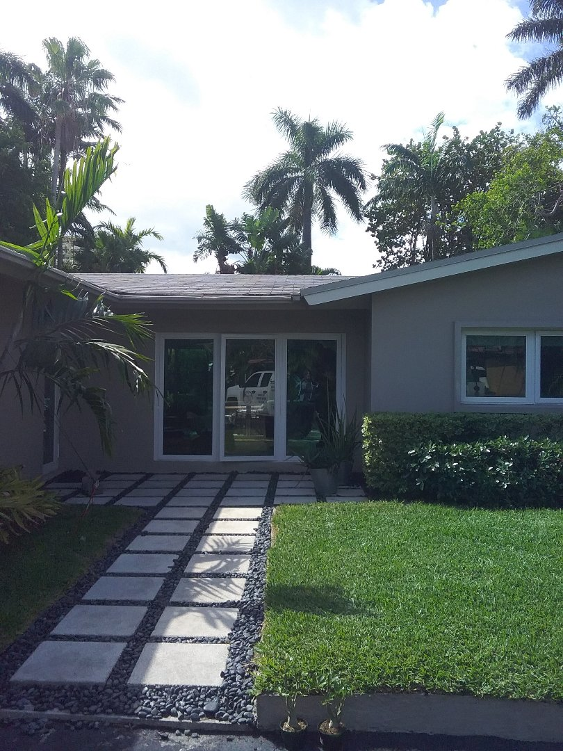 Fort Lauderdale, FL - Repair shingle roof by Alexis and Oliver from early w Johnson roofing
