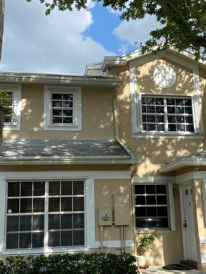 Cooper City, FL - Shingle roof leak repair estimate in Cooper City, FL by Mike Wilde and Earl Johnston Roofing