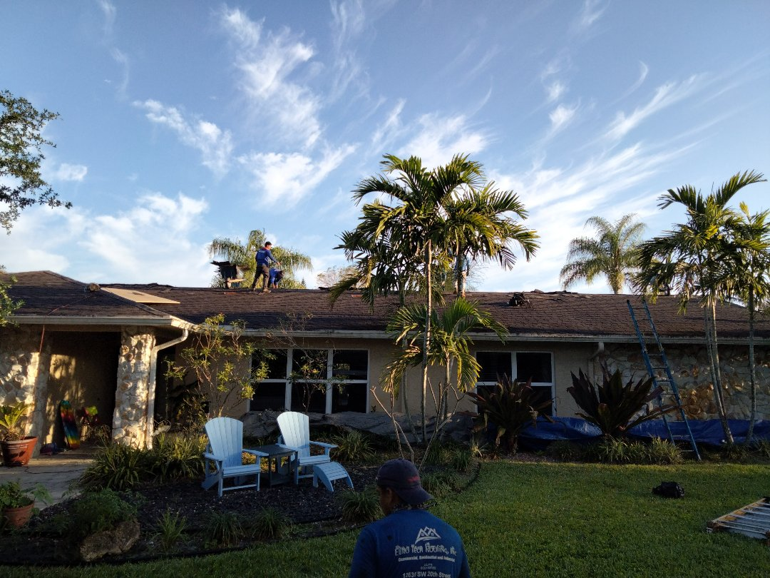 Southwest Ranches, FL - Reroof shingle Southwest Ranches