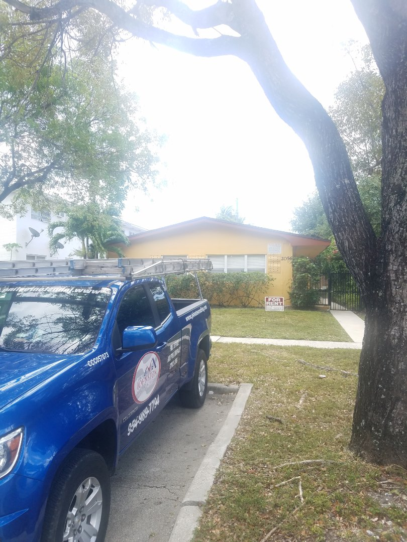 North Miami Beach, FL - Shingle roof replacement estimate by Aj from Earl Johnston Roofing Company