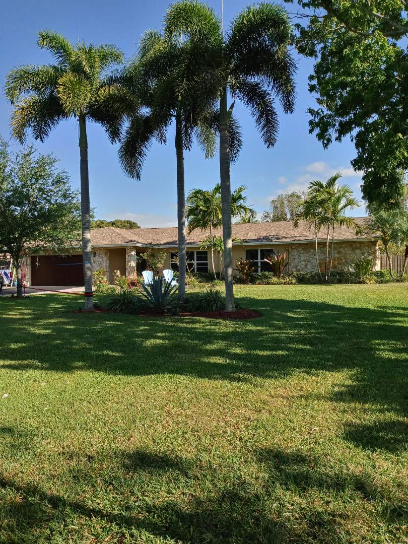 Southwest Ranches, FL - Finished gaf timberline shingle and flat roof by earl w Johnston roofing llc