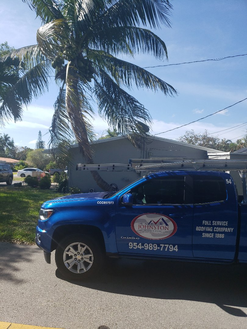 Pompano Beach, FL - Gaf timberline hdz singles roof replacement estimate by AJ from Earl Johnston Roofing