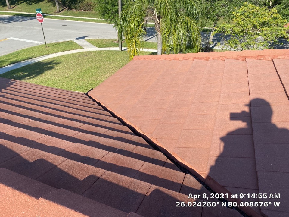 Pembroke Pines, FL - Tile roof replacement estimate in Pembroke Pines by Mike Wilde and Earl Johnston Roofing
