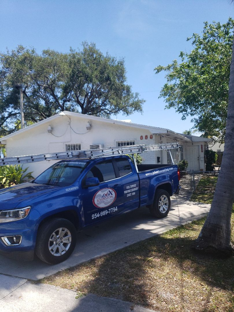 Dania Beach, FL - Gaf timberline hdz shingles golden pledge warranty reroof proposal
