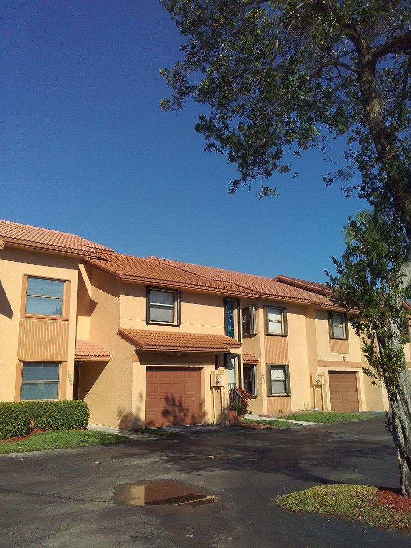 Pembroke Pines, FL - Roof repair in Pembroke Pines by Duane and Israel from Earl W Johnston Roofing