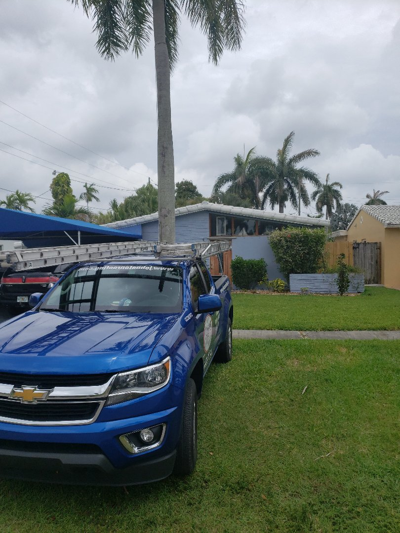 Miramar, FL - Te roof replacement estimate by AJ from Earl Johnston Roofing Company