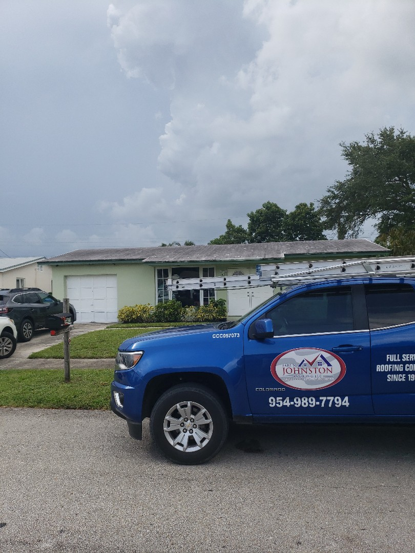 Gaf timberline hdz shingles roof replacement estimate by AJ from Earl Johnston Roofing 3