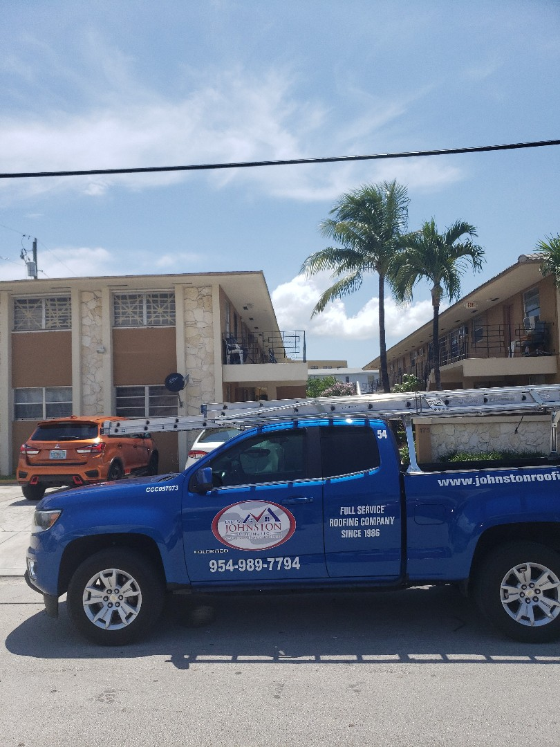 Shingle roof repair estimate by AJ from Earl Johnston Roofing