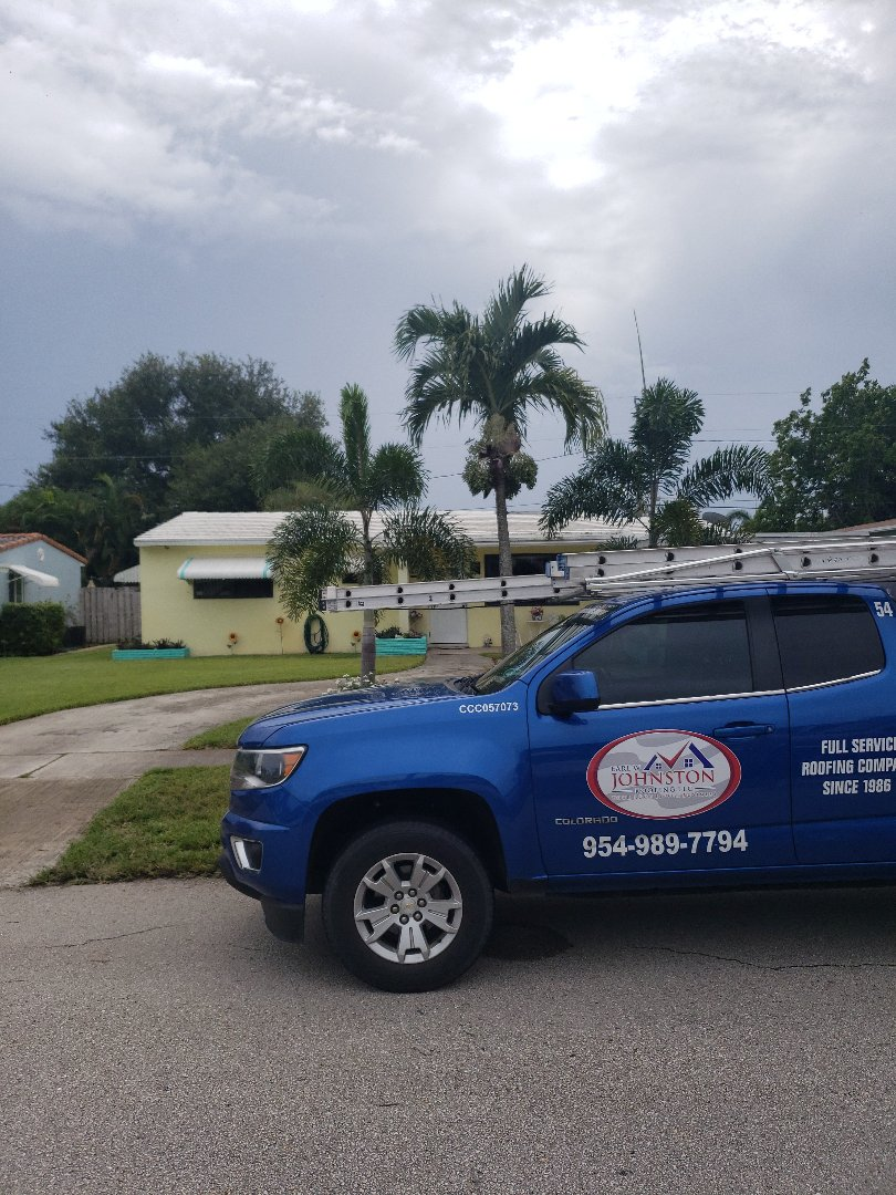 Hollywood, FL - Boral Saxony 900 sta dard select tiles reroof estimate by AJ from Earl Johnston Roofing Company