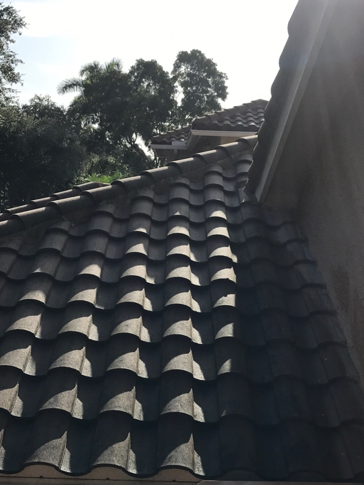 Hollywood, FL - Roof repair in Cooper City by Duane and Israel from Earl W Johnston Roofing