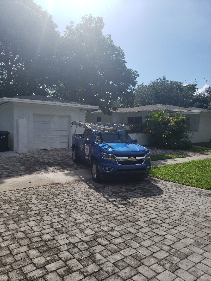 El Portal, FL - Boral Saxony tiles roof replacement estimate by AJ from Earl Johnston Roofing Company