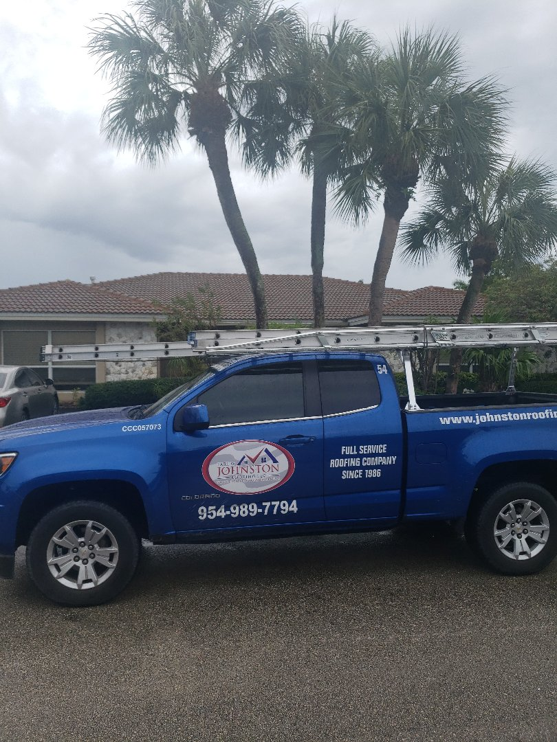 Tile roof repair estimate by AJ from Earl Johnston Roofing Company