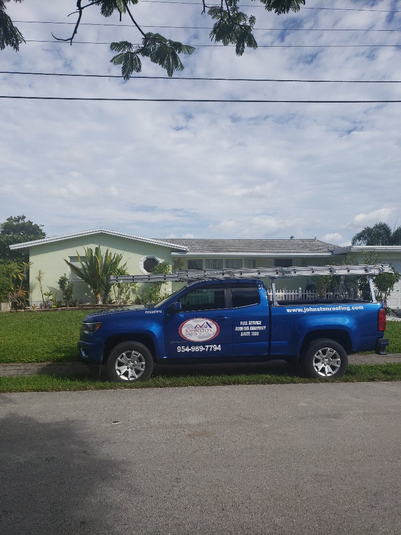 Gaf timberline hdz shingles roof replacement estimate by AJ from Earl Johnston Roofing