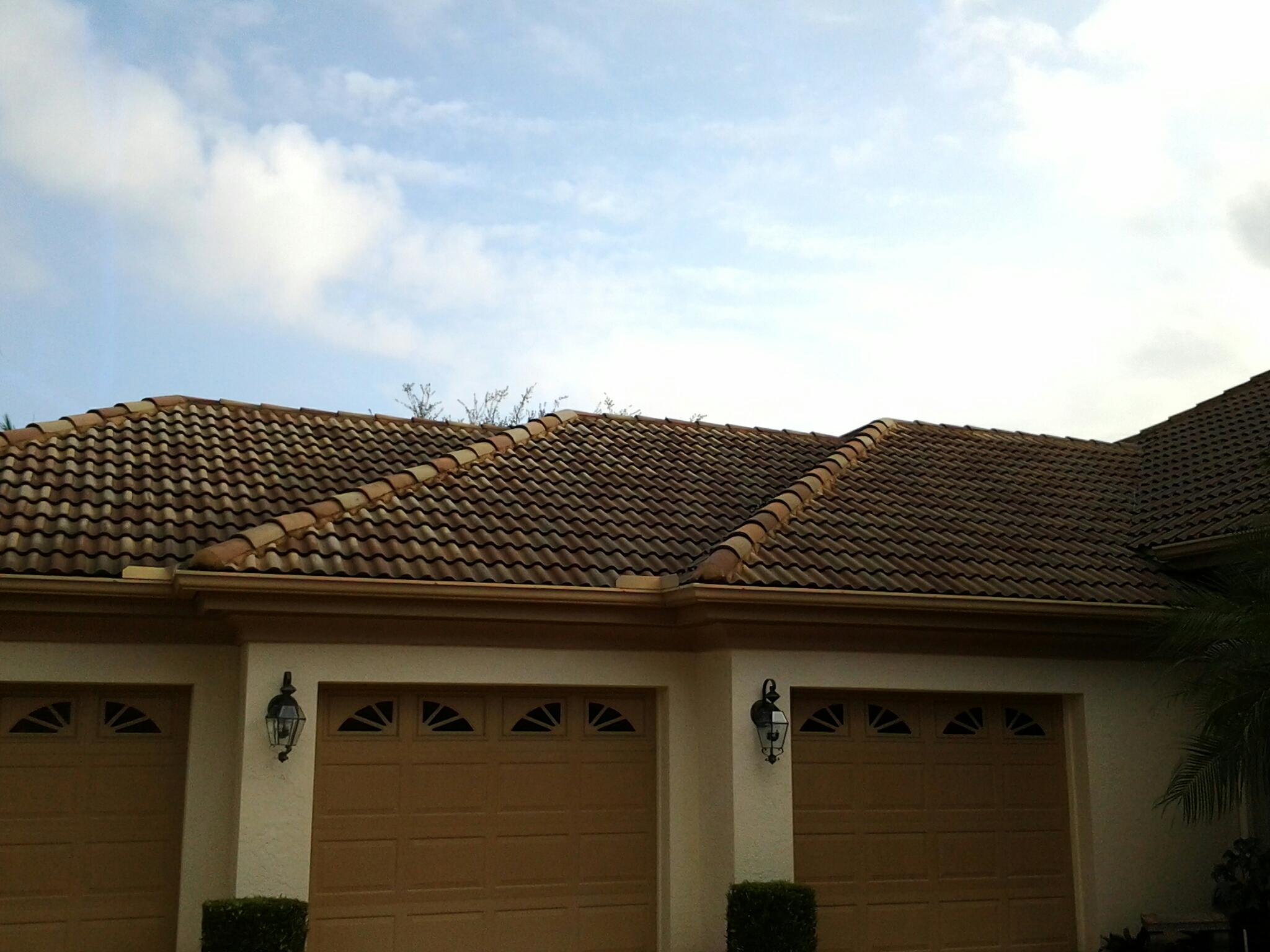 West Palm Beach, FL - Roof a cide in West Palm Beach Duane & Gary Earl W.Johnston Roofing Roof A Cide takes 100 % control of mold, mildew, fungus and algae taking over your roof.