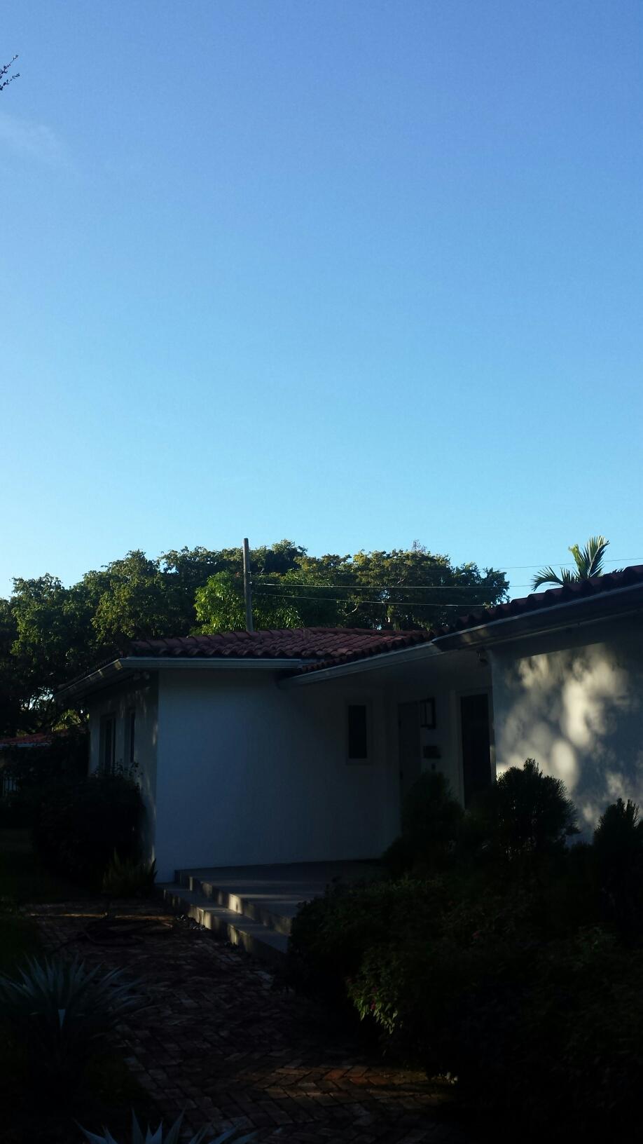 Coral Gables, FL - Tile roof repair estimate at Coral Gables
