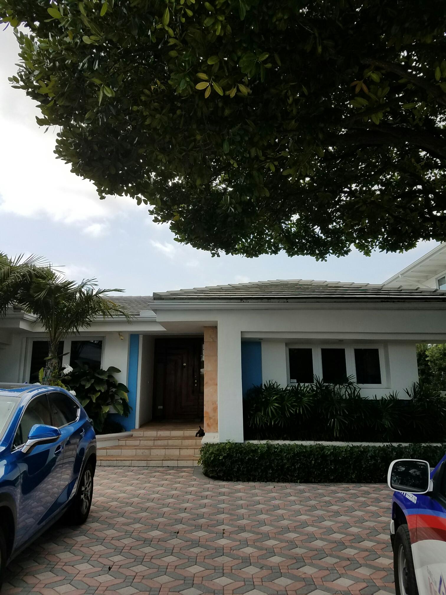 North Miami, FL - Tile roof repair at Bay Harbor Island