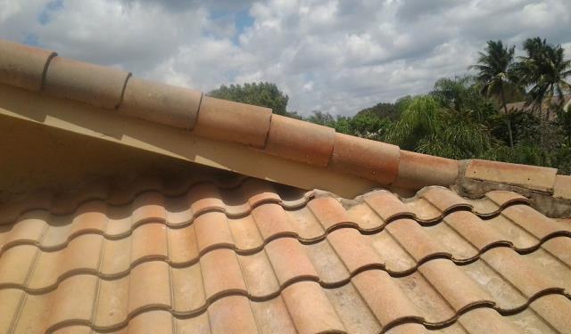 Coral Springs, FL - Roofing Repair Coral Springs complete!