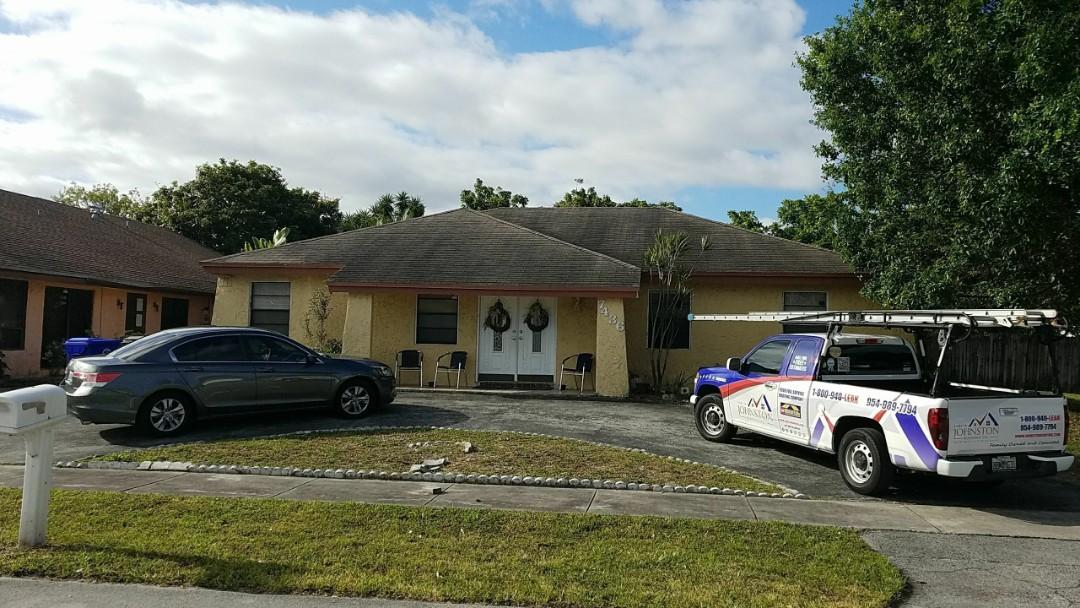 North Lauderdale, FL - GAF TIMBERLINE HD SHINGLE REROOF ESTIMATE IN North Lauderdale, FL