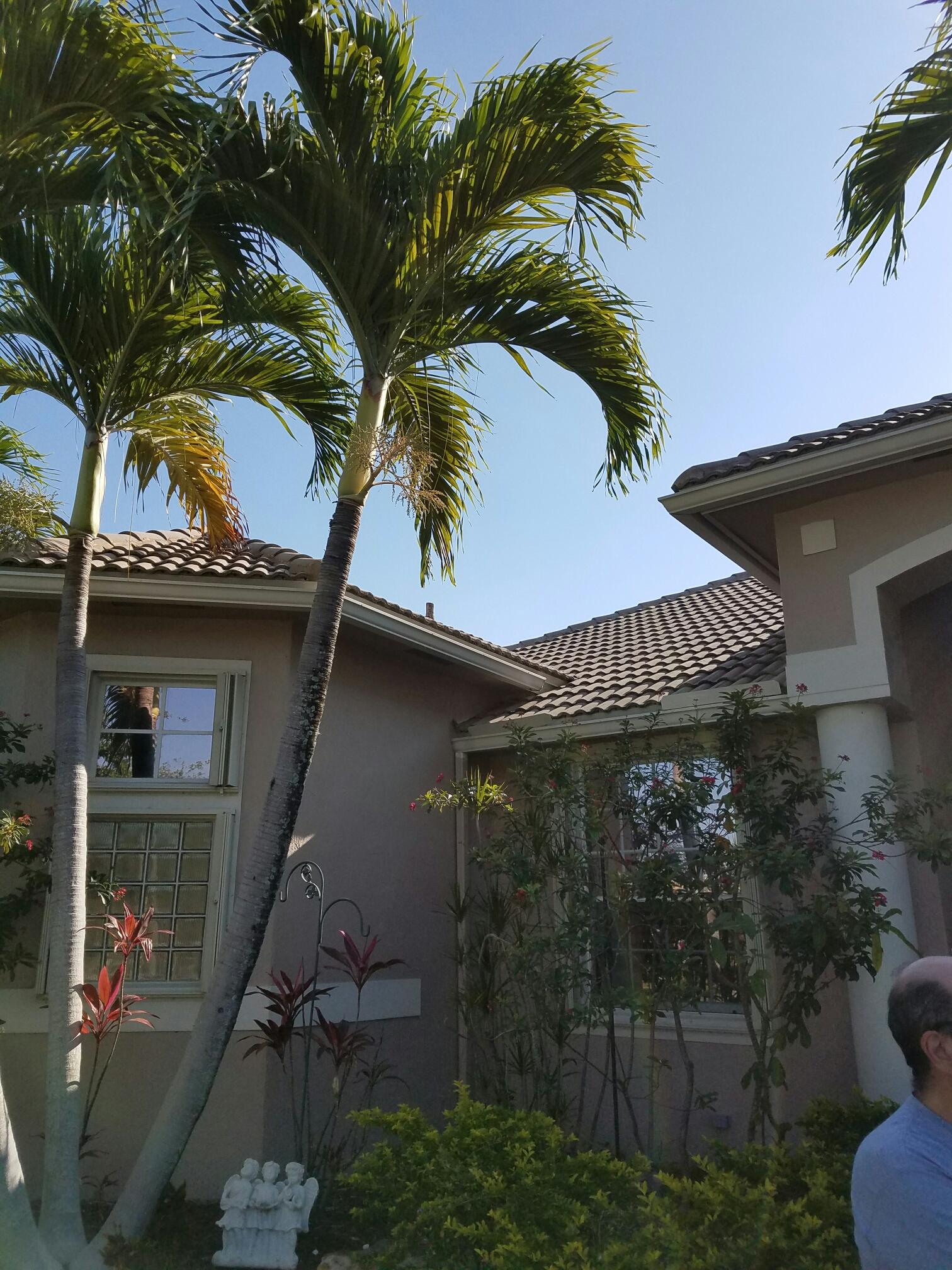Coral Springs, FL - Tile repair estimate at Coral Springs
