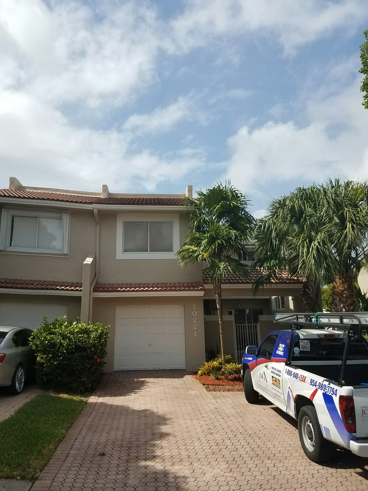 Doral, FL - Tile roof repair in Doral
