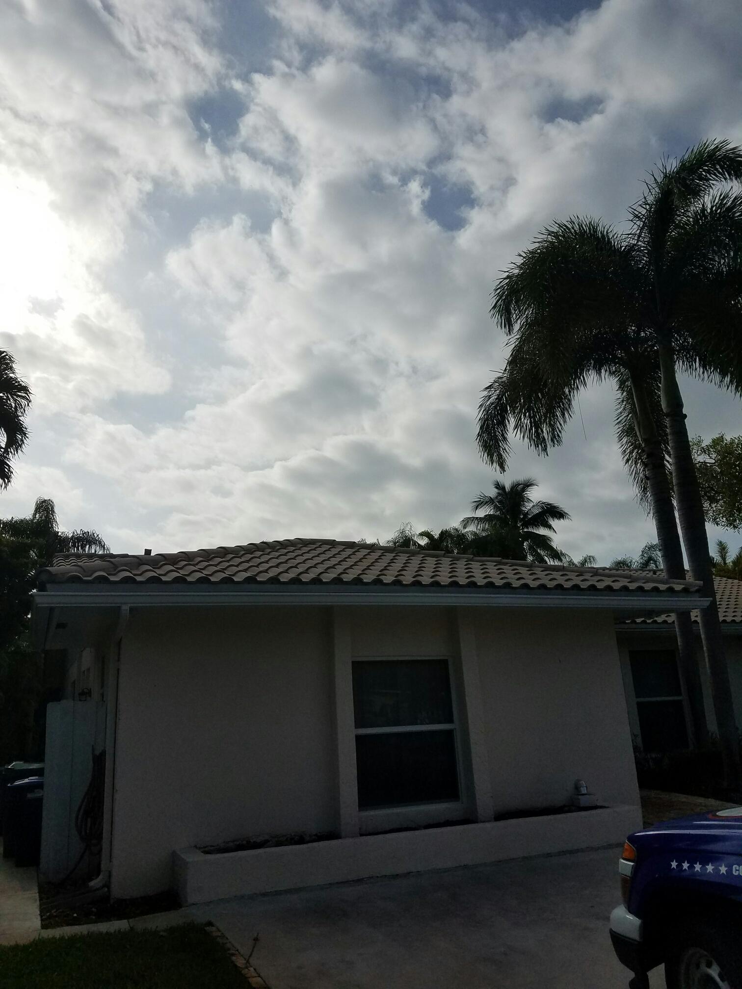 Miami, FL - Tile roof repair in Miami