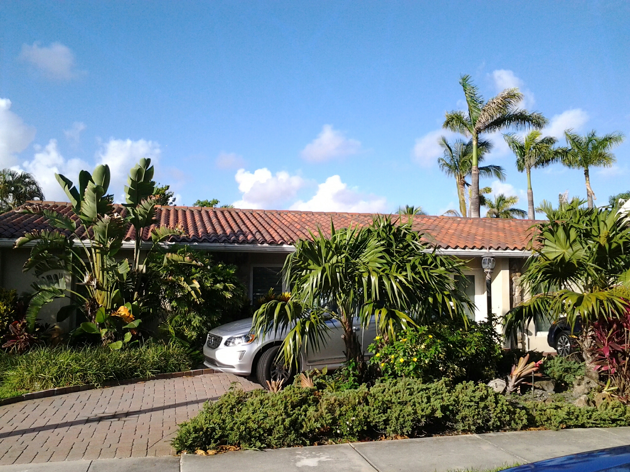Miami, FL - Roof coating in Miami by Duane and Gary from Earl W. Johnston Roofing